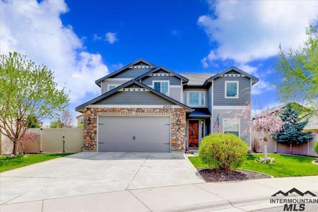 2707 E Nakano, Meridian, ID 83646 (MLS #98725302) :: Jon Gosche Real Estate, LLC