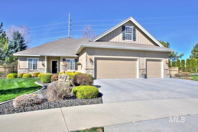 2617 N Waggle Pl, Meridian, ID 83646 (MLS #98725360) :: Jon Gosche Real Estate, LLC