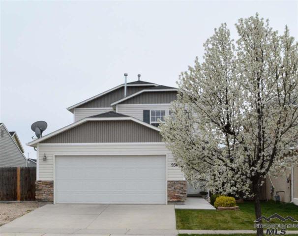 9349 W Hearthside Drive, Boise, ID 83709 (MLS #98725445) :: Legacy Real Estate Co.