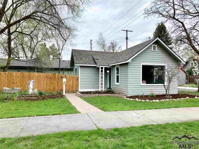813 N 22ND ST, Boise, ID 83702 (MLS #98725501) :: Legacy Real Estate Co.