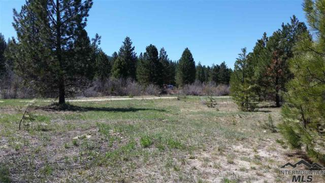 Lot 9 Mountain Meadow, Idaho City, ID 83716 (MLS #98725579) :: Team One Group Real Estate