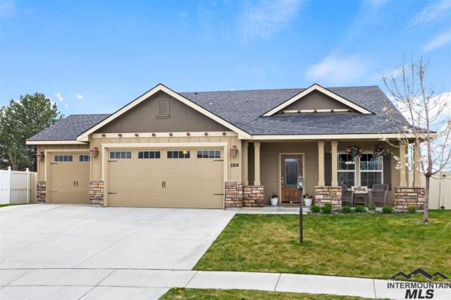 2814 Aspen Falls Ave., Caldwell, ID 83605 (MLS #98725580) :: Team One Group Real Estate