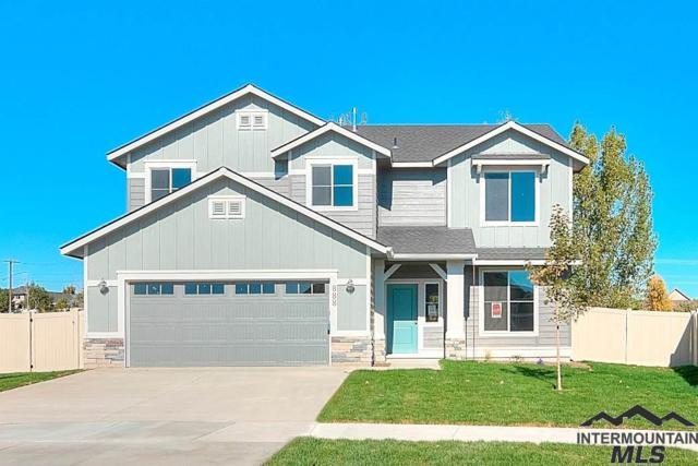 3212 S Caesar Pl, Meridian, ID 83642 (MLS #98725606) :: Team One Group Real Estate