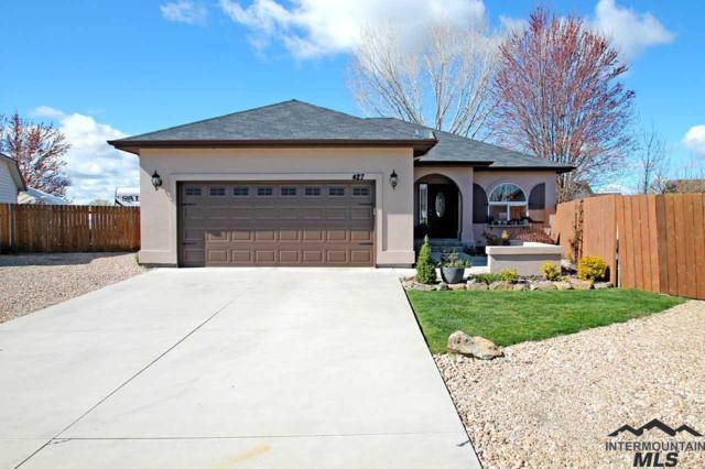 427 Garden Ct, Middleton, ID 83644 (MLS #98725623) :: Bafundi Real Estate