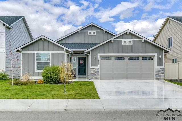 1408 E Argence, Meridian, ID 83642 (MLS #98725634) :: Full Sail Real Estate