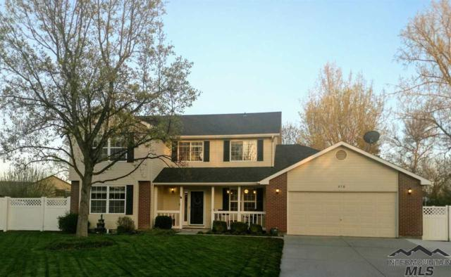 970 N White Lily Ave, Meridian, ID 83642 (MLS #98725658) :: Full Sail Real Estate