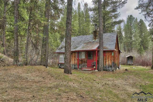 4321 Hwy 21, Idaho City, ID 83631 (MLS #98725672) :: Full Sail Real Estate