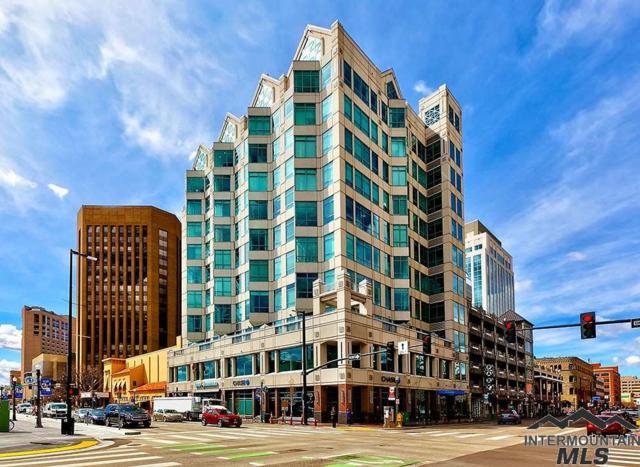 199 N Capitol Blvd #706, Boise, ID 83702 (MLS #98725688) :: Jon Gosche Real Estate, LLC