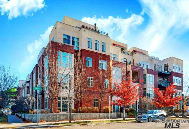 412 S 13th Street #419, Boise, ID 83702 (MLS #98725691) :: Bafundi Real Estate