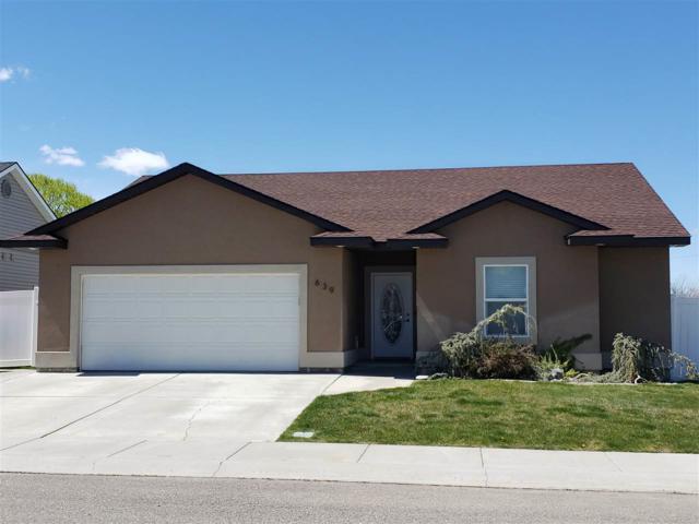639 Garnet, Twin Falls, ID 83301 (MLS #98725735) :: Full Sail Real Estate