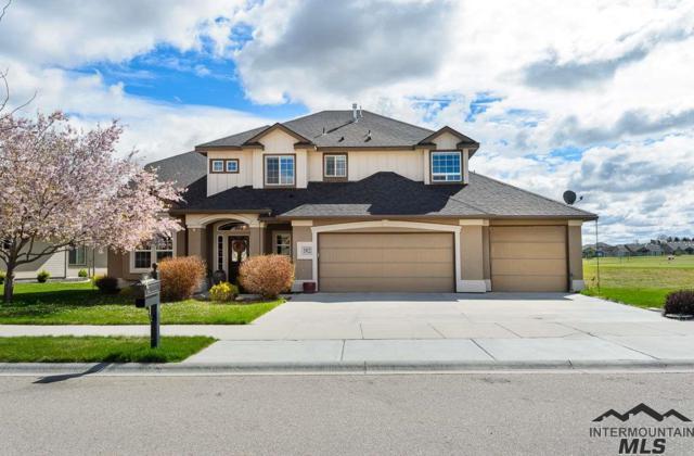 S Miller Way, Nampa, ID 83686 (MLS #98725757) :: Bafundi Real Estate