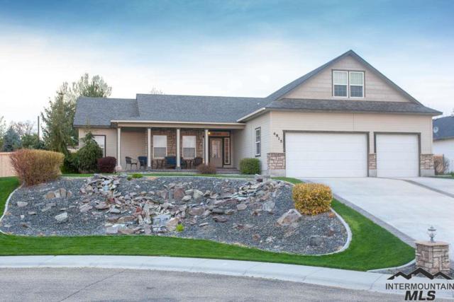 4815 S Fern Street, Nampa, ID 83686 (MLS #98725762) :: Bafundi Real Estate