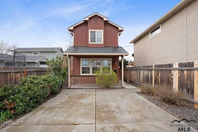 3307 W Palouse St, Boise, ID 83705 (MLS #98725774) :: Full Sail Real Estate