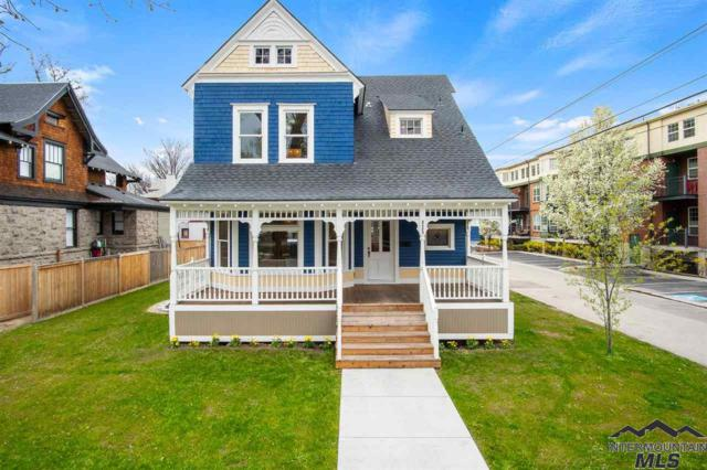 825 N 12th, Boise, ID 83702 (MLS #98725801) :: Bafundi Real Estate
