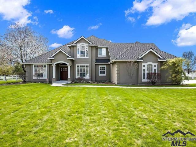 1437 N N Chaucer Way, Eagle, ID 83616 (MLS #98725812) :: Bafundi Real Estate