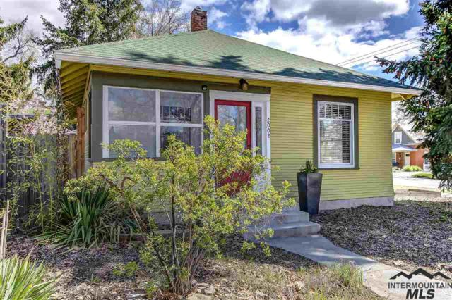 2002 N 9th St., Boise, ID 83702 (MLS #98725815) :: Bafundi Real Estate