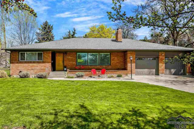 2816 W Hill, Boise, ID 83703 (MLS #98725822) :: Bafundi Real Estate