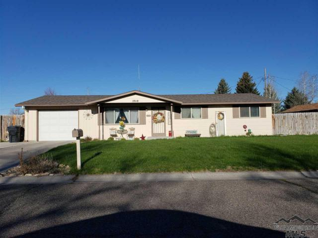 2818 Mcbride Place, Burley, ID 83318 (MLS #98725829) :: Team One Group Real Estate