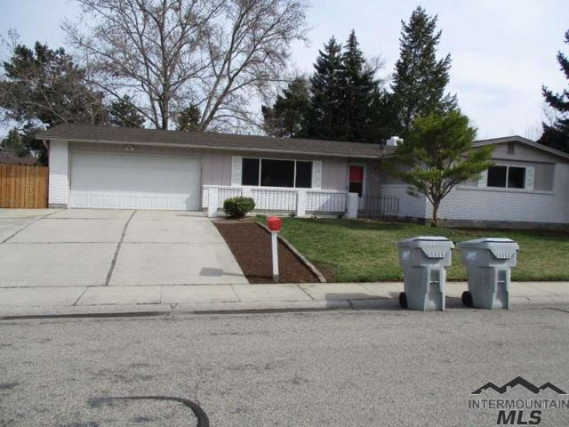8810 San Anita, Boise, ID 83704 (MLS #98725869) :: Team One Group Real Estate