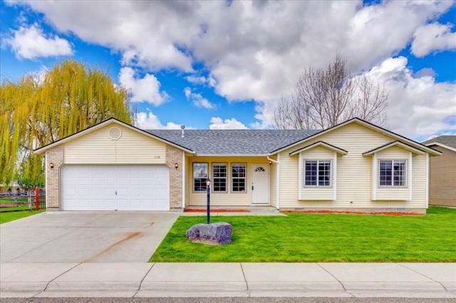529 N Knox Ave, Star, ID 83669 (MLS #98725900) :: Team One Group Real Estate