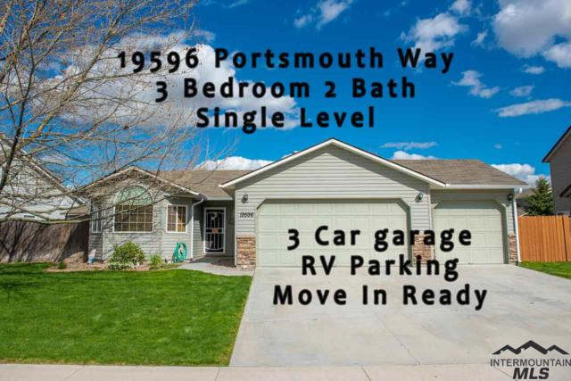 19596 Portsmouth, Caldwell, ID 83605 (MLS #98725923) :: Bafundi Real Estate