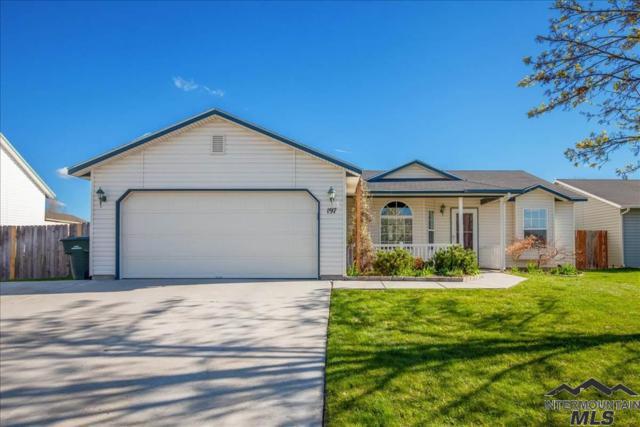 197 E Screech Owl, Kuna, ID 83634 (MLS #98725924) :: Boise Valley Real Estate