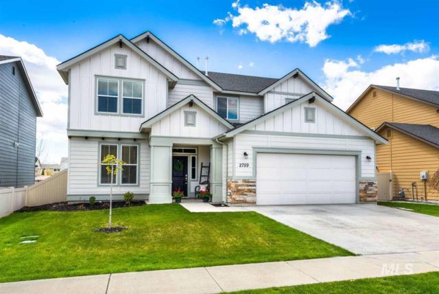2759 N Sommersby Way, Meridian, ID 83646 (MLS #98725967) :: Jon Gosche Real Estate, LLC
