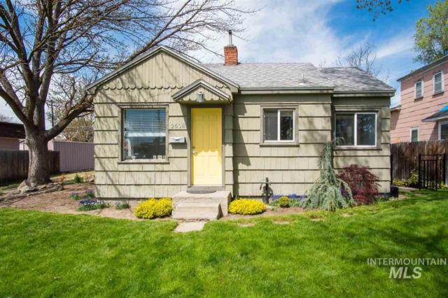 2608 W Idaho Street, Boise, ID 83702 (MLS #98725979) :: Jackie Rudolph Real Estate