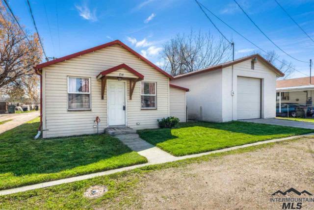 714 NE 5th Street, Meridian, ID 83642 (MLS #98725992) :: Legacy Real Estate Co.