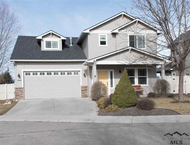 194 E Baldwin, Meridian, ID 83646 (MLS #98726001) :: Full Sail Real Estate