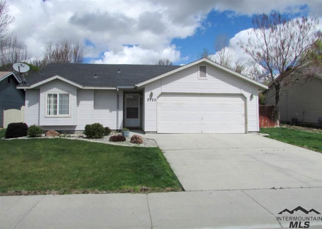 2720 Sunflower Drive, Nampa, ID 83686 (MLS #98726013) :: Full Sail Real Estate