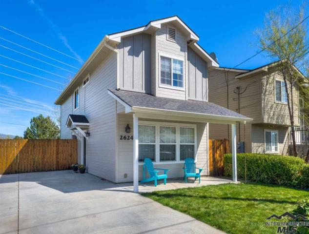 2624 Virginia, Boise, ID 83705 (MLS #98726017) :: Legacy Real Estate Co.