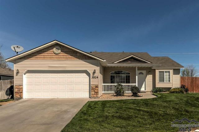 3524 Rosegreen, Nampa, ID 83686 (MLS #98726106) :: Legacy Real Estate Co.