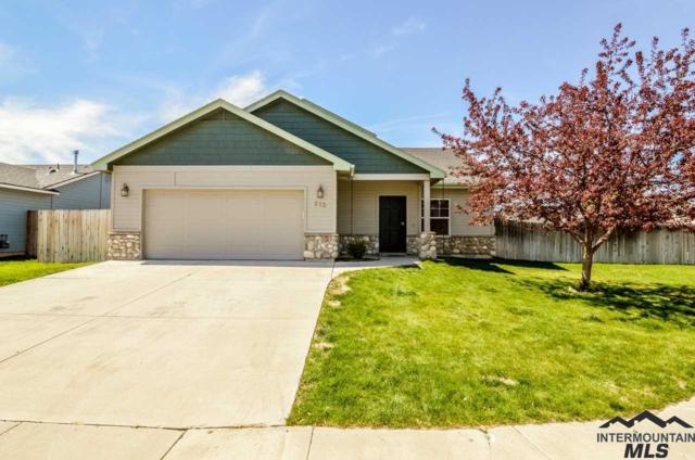 215 Buffalo Ct., Wilder, ID 83676 (MLS #98726107) :: Boise River Realty