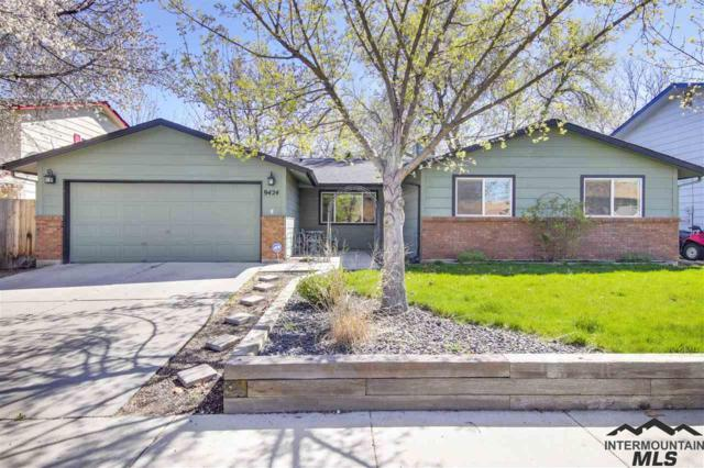 9424 W Linfield Dr, Boise, ID 83704 (MLS #98726116) :: Jackie Rudolph Real Estate