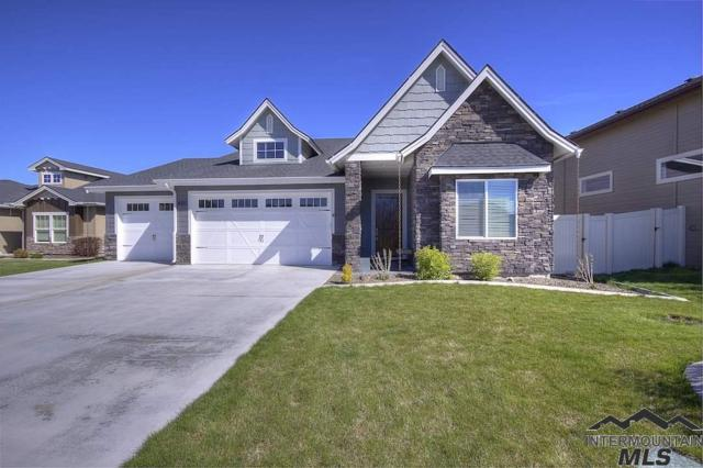 4511 S Lava Springs Loop, Nampa, ID 83686 (MLS #98726136) :: Legacy Real Estate Co.