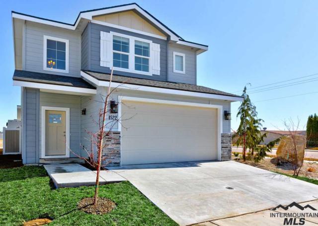 2099 W Bella Lane, Nampa, ID 83651 (MLS #98726157) :: Legacy Real Estate Co.