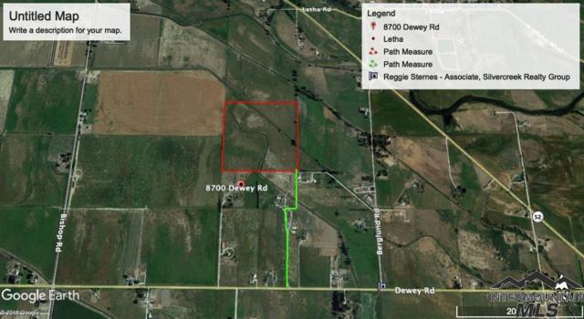 TBD Dewey Rd, Emmett, ID 83670 (MLS #98726158) :: Full Sail Real Estate