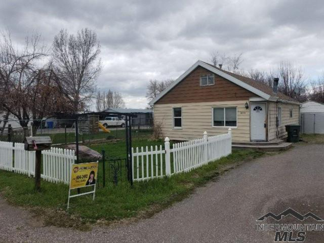 1494 Cottage Ave, Pocatello, ID 83204 (MLS #98726159) :: Legacy Real Estate Co.