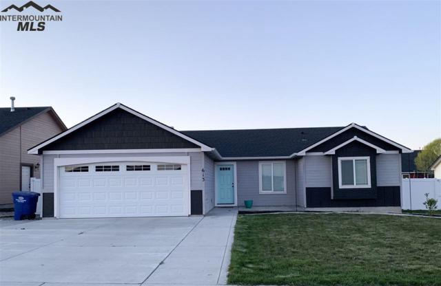 613 Clinton Drive, Twin Falls, ID 83301 (MLS #98726169) :: Boise River Realty