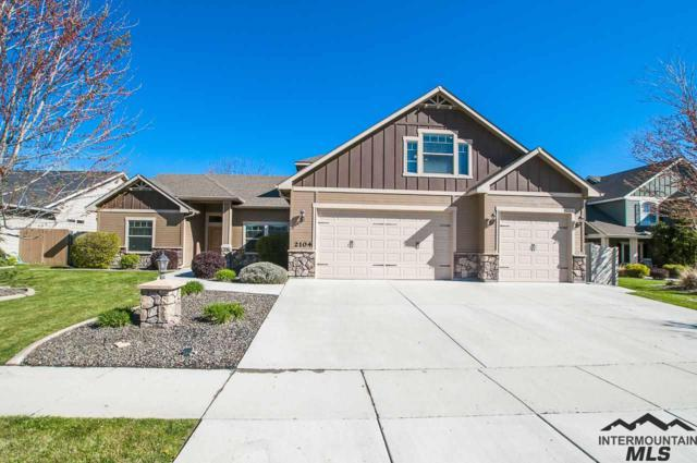 2104 W Silver Creek Dr, Nampa, ID 83686 (MLS #98726177) :: Team One Group Real Estate
