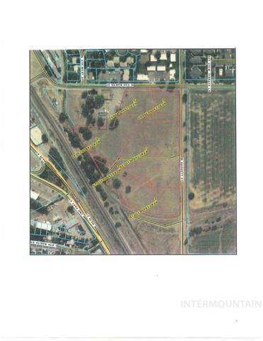 Lot 1, Blk 1 Merrick Industrial Park, Mountain Home, ID 83647 (MLS #98726243) :: Adam Alexander