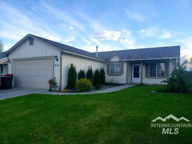 N Mineral Wells Ave, Meridian, ID 83642 (MLS #98726333) :: Jon Gosche Real Estate, LLC
