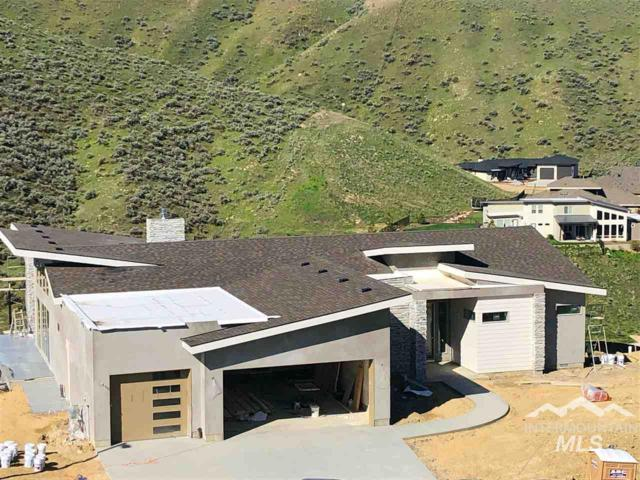 4011 Eyrie Way, Boise, ID 83703 (MLS #98726339) :: Jon Gosche Real Estate, LLC
