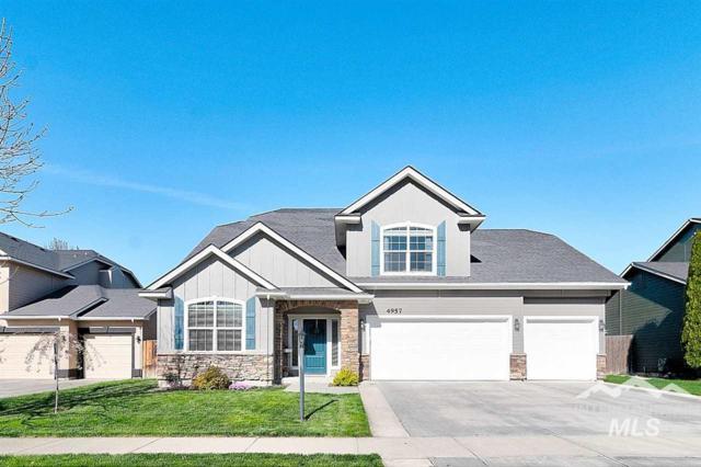 4957 N Schubert Ave, Meridian, ID 83646 (MLS #98726456) :: Boise River Realty