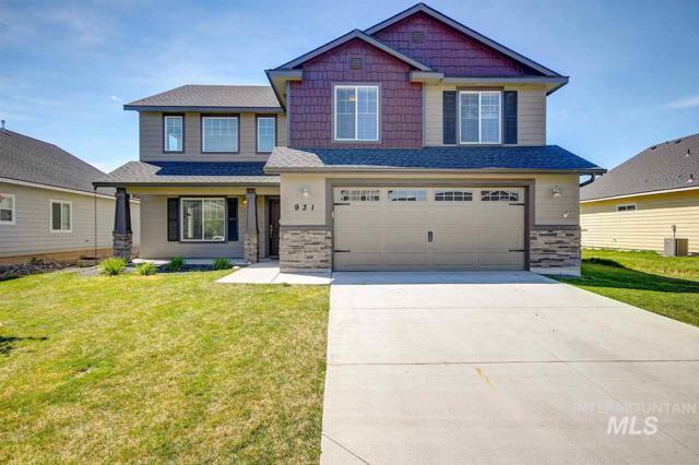 931 Center, Star, ID 83669 (MLS #98726537) :: Jon Gosche Real Estate, LLC