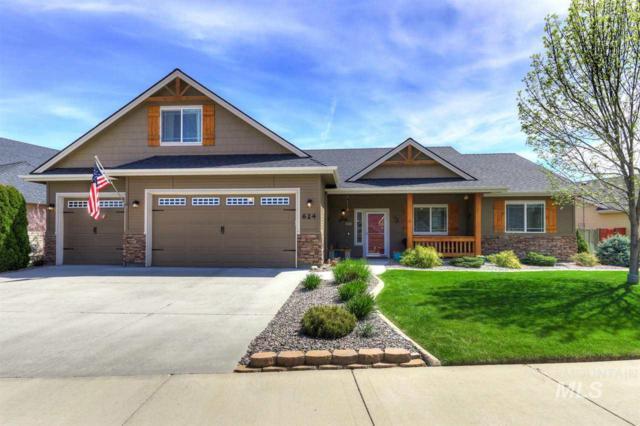 624 N Aspen Lakes Way, Star, ID 83669 (MLS #98726544) :: Jon Gosche Real Estate, LLC