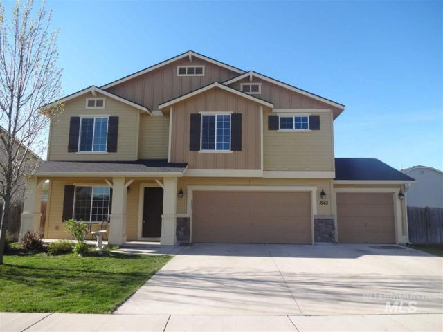 1543 Gold St, Middleton, ID 83644 (MLS #98726553) :: Full Sail Real Estate