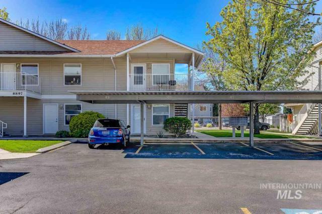 8897 W Irving St #203, Boise, ID 83704 (MLS #98726554) :: Jon Gosche Real Estate, LLC
