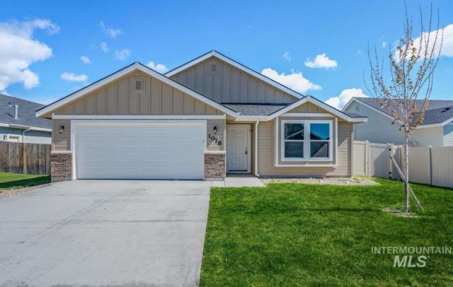 1078 E Shady Ridge Dr, Kuna, ID 83634 (MLS #98726575) :: Silvercreek Realty Group